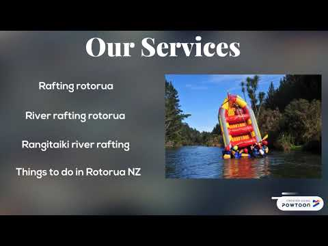 Looking for Best White Water Rafting in New Zealand at Affordable Price