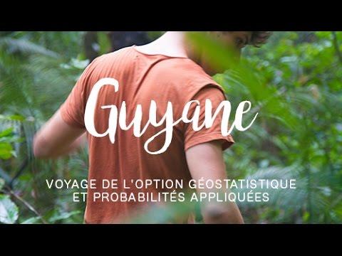 Géostatistique : les élèves ingénieurs partent à la découverte de la Guyane