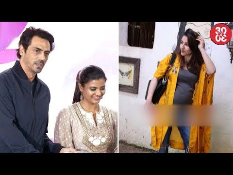 Arjun Visits Dagdi Chawl For Daddy's Promotions | Soha Flaunts Her Baby Bump