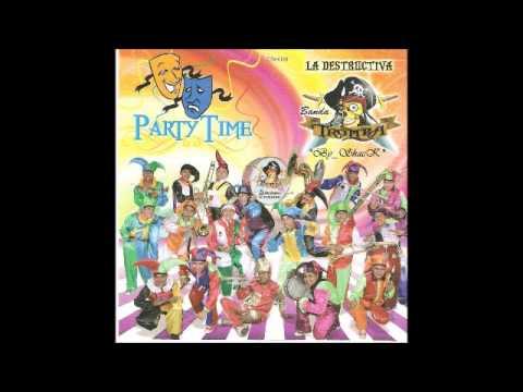 LA BRUJITA - Banda Tromba Sinaloense (CD