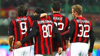 Magical Milan ● Ronaldinho ● Beckham ● Kaká ● Ronaldo ● Pato ● Pirlo
