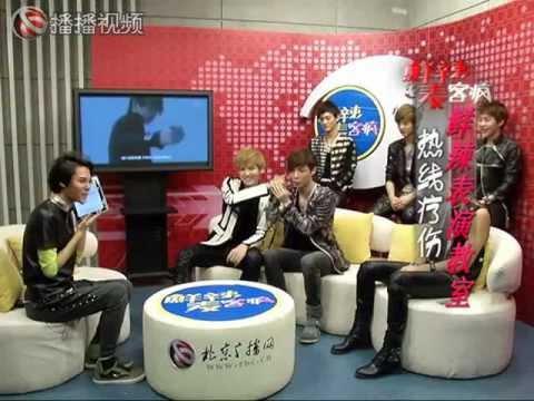 120615 EXO-M 鲜辣麦克瘋 Spicy Microphone Radio [FULL]
