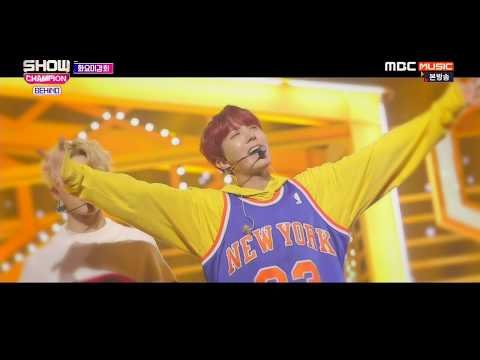 [ENG] 171003 Show Champion Behind - BTS cut
