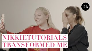 NIKKIETUTORIALS ABOUT INSECURITIES, PERSPECTIVE ON BEAUTY + THE POWER OF MAKEUP • DOUTZEN DIARIES