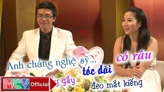 Hài hước với câu chuyện nhờ nhắn tin nhầm mà chồng cưới được vợ   Hải Đăng – Hương Giang   VCS 17