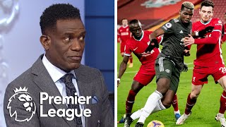 Reactions, analysis after Liverpool, Manchester United share spoils | Premier League | NBC Sports