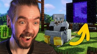 I MADE THIS! | Minecraft with Gab - Part 2
