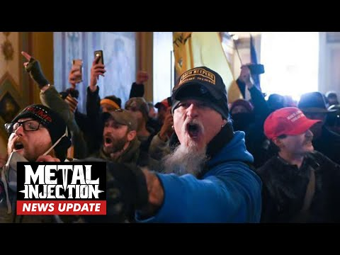 ICED EARTH's Jon Schaffer On FBI's Most Wanted |Breaking News | Metal Injection