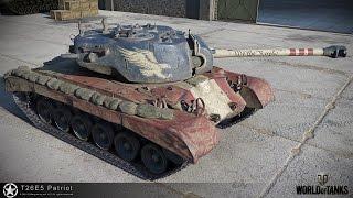 Т26Е5 после полуночи. 10 боев на танке.