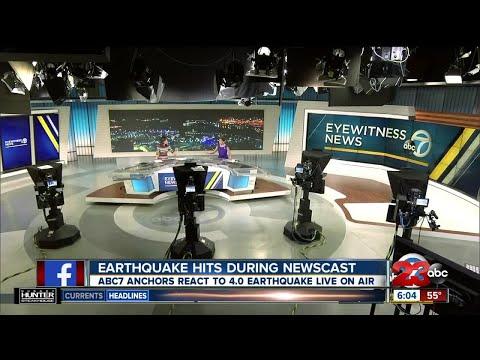 M4.0 earthquake hits in L.A. county