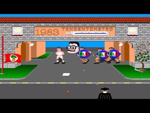 Il Grande Gioco di Tangentopoli (Xenia Edizioni) (MS-DOS) [1993] [PC Longplay]