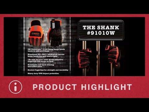 Watson Gloves: The Shank