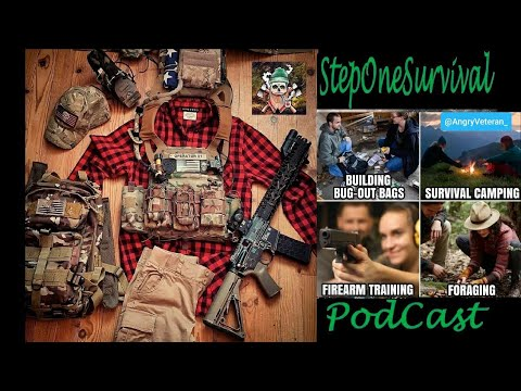 Bean's Bullets And Bandaids Survival Podcast
