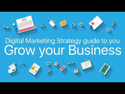 Proven Digital Marketing Strategy guide to you grow your business