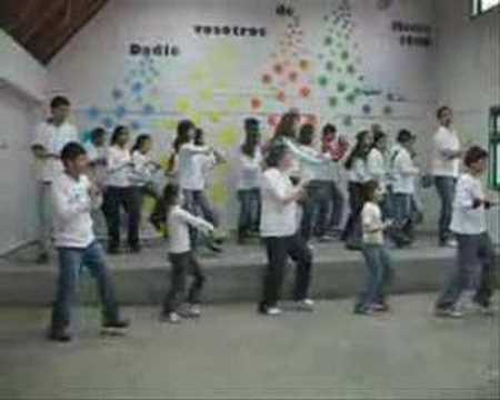 Coreografia Cristiana - Dios Creo - Alex Campos