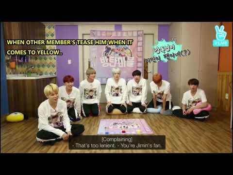 BTS X Red Velvet (Part 7) Seulgi Jimin - Alike, By Chance?