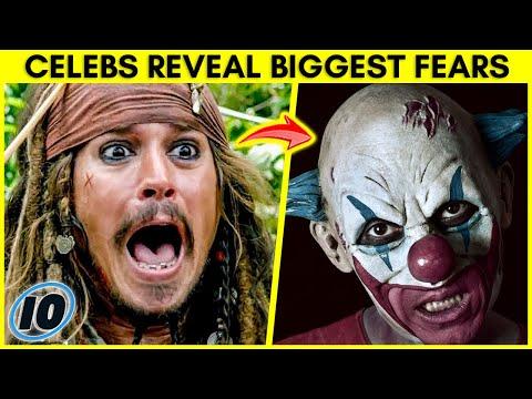 Џони Деп - кловнови: Кои се најголемите стравови на славните?