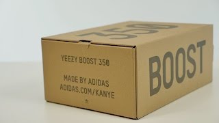 UNBOXING: NEW adidas Yeezy Boost