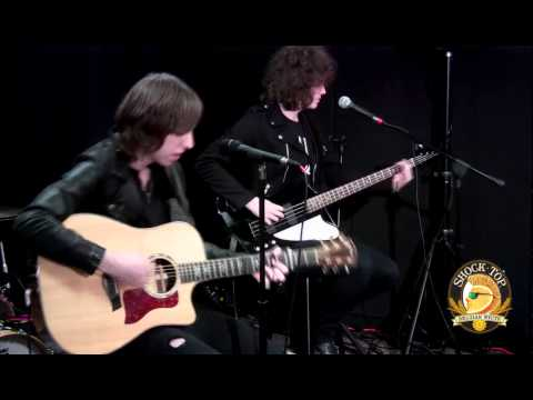 Catfish and the Bottlemen perform 'Cocoon' - RadioBDC Live in the Lab