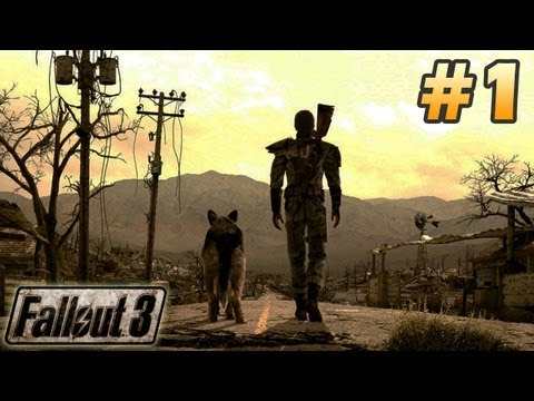 fallout 3 - ep.1 : l abri 101 - playthrough fr hd par fanta
