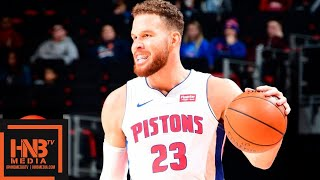 Detroit Pistons vs Phoenix Suns Full Game Highlights | 11.25.2018, NBA Season