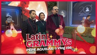 Pepe Aguilar - El Vlog 198 - Latin Grammys
