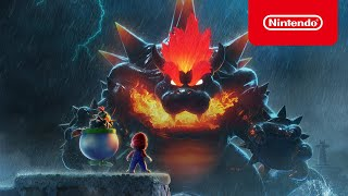 A Bigger Badder Bowser - Super Mario 3D World + Bowser's Fury - Nintendo Switch