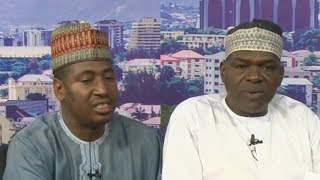 People Calling For The Removal Of Service Chiefs Are The Corrupt Politicians - Miyetti Allah Pt.1