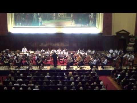 SINFONIA No. 9 BEETHOVEN- mvto.2 - OSJNJSM- Maestro Director MARIO BENZECRY