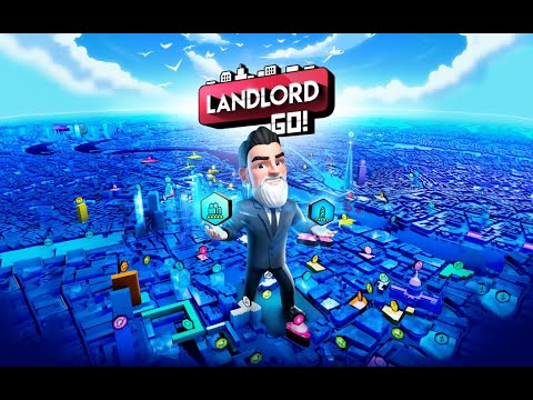 Landlord GO Augmented Reality Trailer in London
