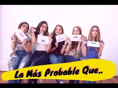 Most Likely To (La Más Probable Que...) - Ventino