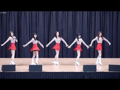 161216 레드벨벳 (Red Velvet) 러시안 룰렛 (Russian Roulette) [전체] 직캠 Fancam (강화위문공연) by Mera