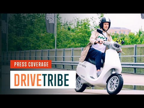 Press coverage: Jon Quirk from DriveTribe