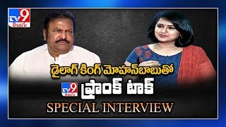 From Chittoor to Hyd via Chennai, Mohan Babu recalls life'..