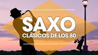 CLASSICS OF THE 80'S / Instrumental Music of the 80s / Saxophone Manu Lopez / 80s Music Hits