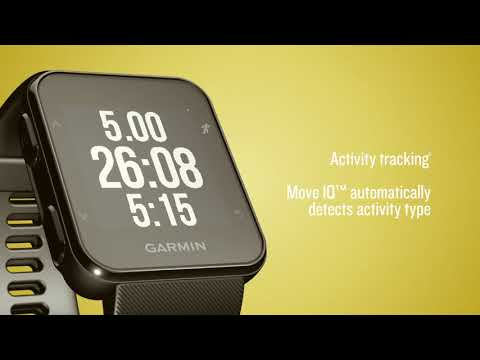 Forerunner 30: Running Made Simple