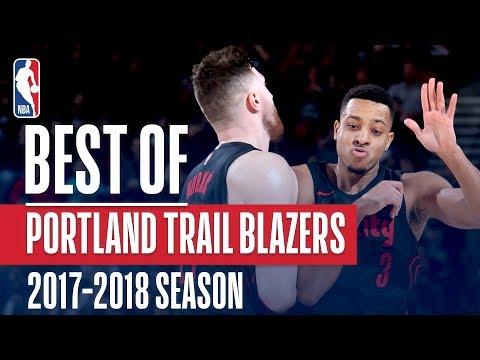 Best of Portland Trail Blazers | 2017-2018 NBA Season