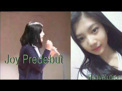 Red Velvet Joy Predebut Compilation | REDVELUTION