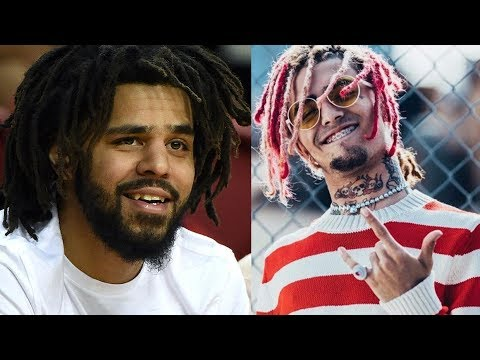 J. Cole Responds To Lil Pump & SmokePurpp Dissing Him....
