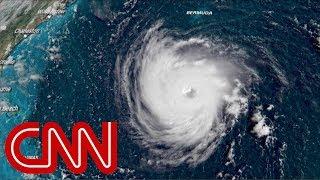 Hurricane Florence forces mandatory evacuation order