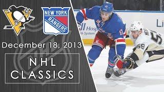 NHL Classics: Pittsburgh Penguins vs. New York Rangers | 12/18/13 | NBC Sports