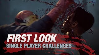 Friday the 13th: The Game - First Look: Single Player Challenges