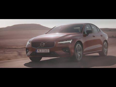 Premiär för nya Volvo S60