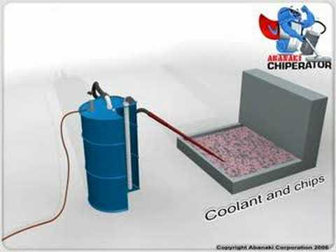 How to Clean Dirty Machine Sumps