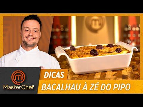 BACALHAU À ZÉ DO PIPO com Willian Peters
