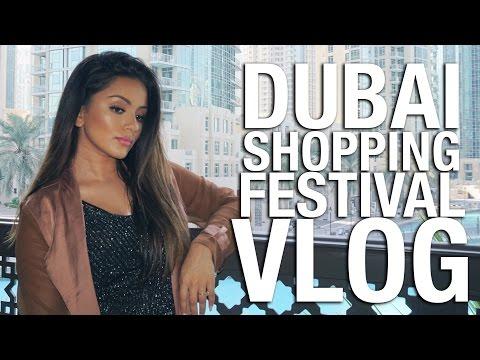 Dubai Shopping Festival 2016 VLOG