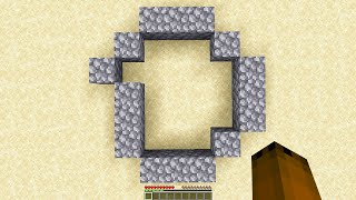 This minecraft video will trigger your ocd…