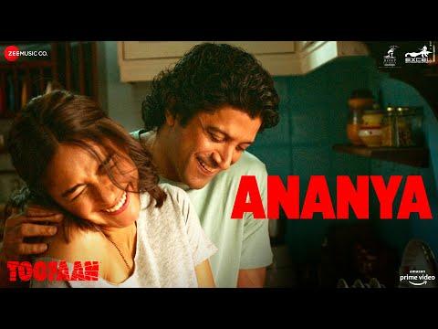 Toofaan: Ananya song crooned by melody king Arijit Singh-Farhan Akhtar, Mrunal Thakur