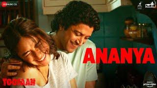 Ananya – Arijit Singh (Toofaan)