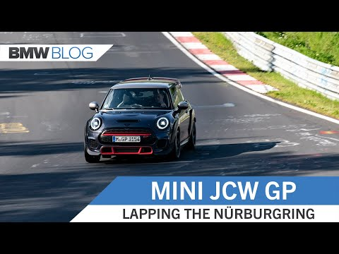 MINI John Cooper Works GP – On The Nürburgring
